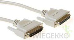 Advanced Cable Technology Seriële 1:1 aansluitkabel D-sub 25-polig male - D-sub 25-polig female (AK4055)