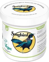 Songbird Vegan Zest Massage Wax 550 gr