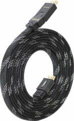 Zwarte Bigben 1.4 HDMI Kabel PS4 + PS3 + Wii U + Xbox 360 + Xbox One