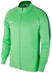 Trainingsjacke Academy 18 Track Jacket mit Stehkragen Nike Obsidian/Royal Blue/White