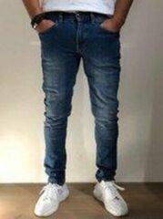 Alexander Maskovick Maskovick Heren Jeans Milano stretch SlimFit - Kleur: MediumUsed - Maat: 28/34