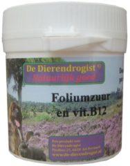 De Dierendrogist Dierdrogist Foliumzuur Vitamine B12 - 100 tabletten