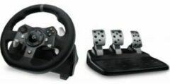 Logitech G920 Driving Force - Racestuur en Pedalen - Xbox Series X|S, Xbox One & PC