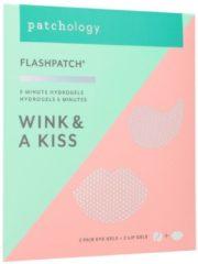 Patchology Lippenpflege 2 Paar + 1 Paar Maske 1.0 st