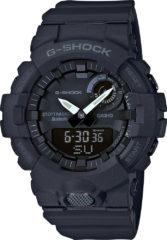 Casio Quartz Horloge GBA-800-1AER (l x b x h) 54.1 x 48.6 x 15.5 mm Zwart Materiaal (behuizing): Hars Materiaal (armband): Hars