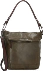 Groene Micmacbags Highland Park buideltas M olive