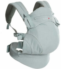 Blauwe Babylonia baby carriers - Babylonia flexia - Grey violet - One size