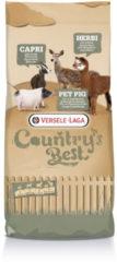 Versele-Laga Country`s Best Caprina 3&4 Pellet Geit Lama - Erfdiervoer - 20 kg Van 13 Weken
