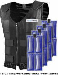 EZCooldown Compleet Performers PCM Koelvest - Maat: S - 15C - 4 Cell