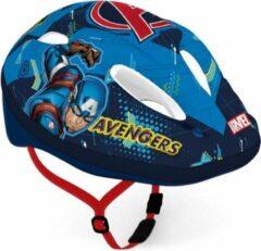 Disney Kinderhelm Avengers Jongens Blauw Maat 52-56