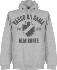 Retake vasco de gama established hooded sweater grijs