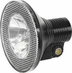 Smart Koplamp 10 Lux halogeen zwart
