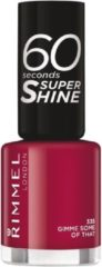 Rimmel London Rimmel 60 Seconds Super Shine Nail Polish 8ml (Various Shades) - Gimme Some of That