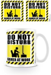 Pyramid GAMER AT WORK - Mug - 315 ml - Do Not Disturb