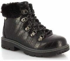 Zwarte Laarzen Kimberfeel LILY