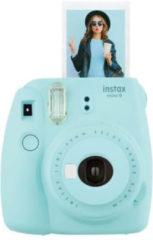 Fujifilm - Instax Mini 9 - Instant-Kamera in Eisblau - Mehrfarbig