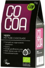 Cocoa Ballen Raw Food Vijg Bio 70 gr