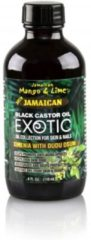 Jamaican Mango Lime Jamaican Mango & Lime Jamaican Black Castor Oil Exotic Ximenia With Dudu Osum 118 ml