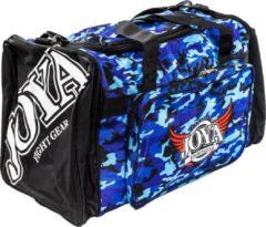 Joya Sporttas Camouflage Blauw