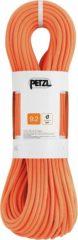 Petzl - Volta 9,2 - Enkeltouw maat 60 m, oranje/beige