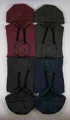 Gibson heren sweater donkerblauw - maat L