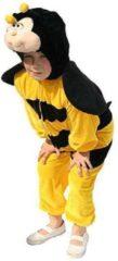 Fuchsia Merkloos / Sans marque Pluche bijen kostuum kinderen 116