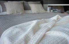 Dommelin Luxe bedspreien - Bari - Muisgrijs - 260x260