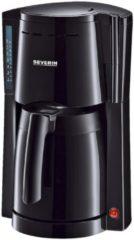 Severin KA 9234 sw - Thermo-Kaffeeautomat +2.Kanne KA 9234 sw