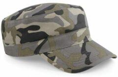 Beechfield Camouflage pet voor volwassenen
