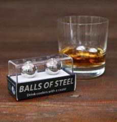 Merkloos / Sans marque Drink Coolers Balls Of Steel