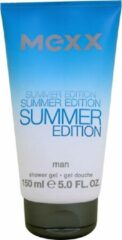 Mexx Man Summer Edition Perfumed Shower Gel 150 ml (man)