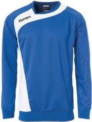 Kempa Peak Training Top Royal Blauw-Wit Maat XL