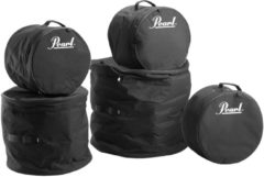 Pearl DBS03N 5 Piece Fusion Bag Set tas/koffer voor drum