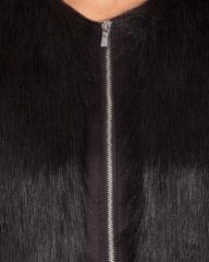 Pfeffinger Fellweste mit Reißverschluss