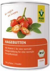 Raab Vitalfood Hagebutte Pulver Dose Bio 150g