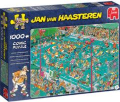 JUMBO Puzzel Jan Van Haasteren Hockey Kampioenschappen 1000 Stukjes (6139094)