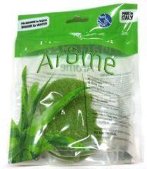 Groene MartiniSpa-Aroma Therapie- Aloe Vera- Ergonomische Badspons