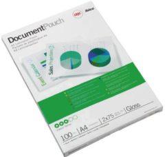 GBC Document Lamineerhoezen A4 2x75 micron Glanzend (25) (3740489)