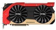 Gainward GeForce GTX 1080 Phoenix GLH, Grafikkarte + NVIDIA BE THE HERO DC (einlösbar bis 30.06.17)-Spiel