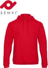 Merkloos / Sans marque Senvi Authentic Hoodie Kleur Rood - Maat S