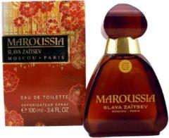Slava Zaitsev, Maroussia EdT 100 ml Maroussia ungefärbt