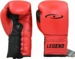 Legend Sports Bokshandschoenen Limited Legendary Rood/zwart Mt 10oz