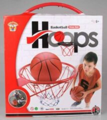 Rode Braet Basketbalring - 45 Cm