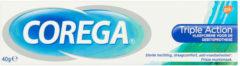 3x Corega Kleefcreme Triple Action 40 gr