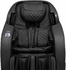 Beige TotalSeat Elektrische Massagestoel SL-A701 - Relaxstoel - Loungestoel - Ontspanningsstoel - Massagefauteuil - 8 massage programma's - Je Eigen Masseur thuis - Massage in elke Ligstand - Rugverwarming - Kuitmassage - Voetmassage - Nekmassage - Handma