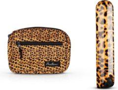 Panthera Panthra Nayo Bullet Vibrator - Bullet Vibrators voor vrouwen - Mini Vibrator met panterprint - Oplaadbaar & Waterbestendig - Panterprint