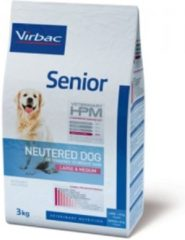 HPM Veterinary Veterinary HPM - Senior Large & Medium - Neutered Dog - 12 kg