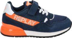 Replay Jongens Lage sneakers Glazov - Blauw - Maat 28