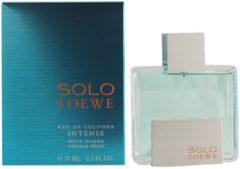 Loewe - SOLO LOEWE INTENSE edc vapo 75 ml