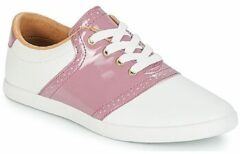 Roze Lage Sneakers André LIZZIE